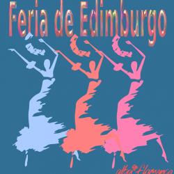Feria de Edimburgo - Great music, dancing, live bands, raffle, rumba, sevillanas... & lots of delicious Spanish tapas!