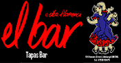 el bar Tapas Bar - proud to partner Alba Flamenca