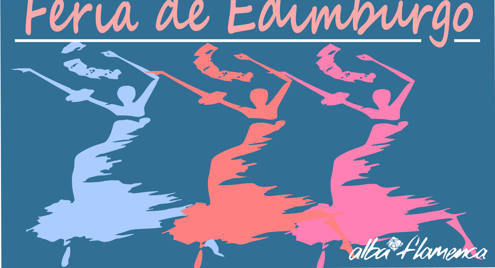 Annual Feria de Edimburgo - great music, live bands, rumbas, raffle and sevillanas...plus tasty Spanish tapas